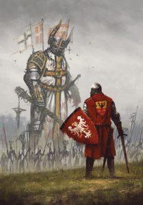 Нил Бломкамп снял новую короткометражку «Гданьск» / Gdansk на движке Unity — в этот раз о жестоких средневековых рыцарях-гигантах