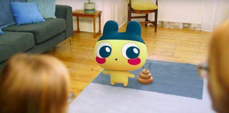 В следующем году создатель Тамагочи выпустит мобильную игру My Tamagotchi Forever с элементами дополненной реальности