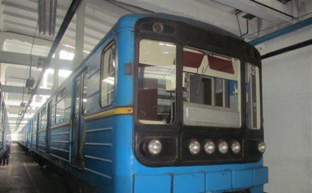 Киевский метрополитен продает через ProZorro два устаревших вагона, стартовая цена каждого – 483 тыс. грн