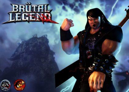 На Humble Bundle бесплатно раздают игру Brütal Legend