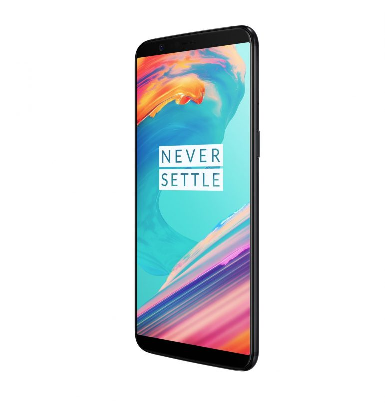 Представлен смартфон OnePlus 5T с 6-дюймовым экраном 18:9 и ценой $500 за базовую версию