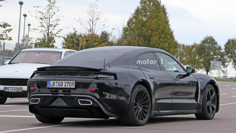 """Porsche: """"Электромобиль Mission E полностью готов к серийному производству, после него мы займемся разработкой электрокроссовера"""""""