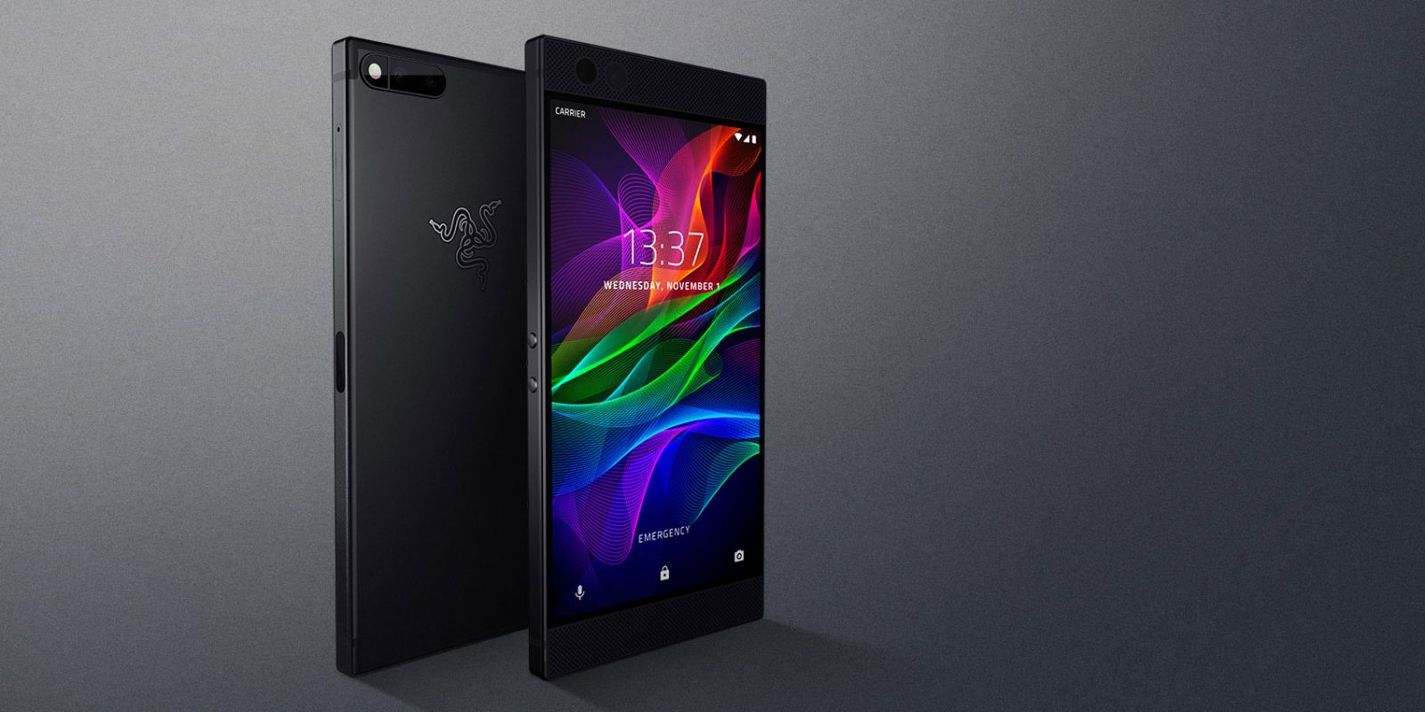 Razer Phone: игра по-крупному
