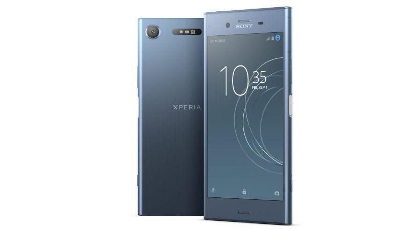 Появились фотографии 2-х новых телефонов Сони Xperia