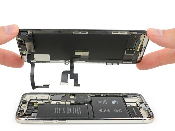 Эксперты iFixit разобрали Apple iPhone X и оценили его ремонтопригодность