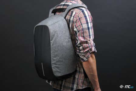 Обзор рюкзака XD Design Bobby Anti-Theft Backpack