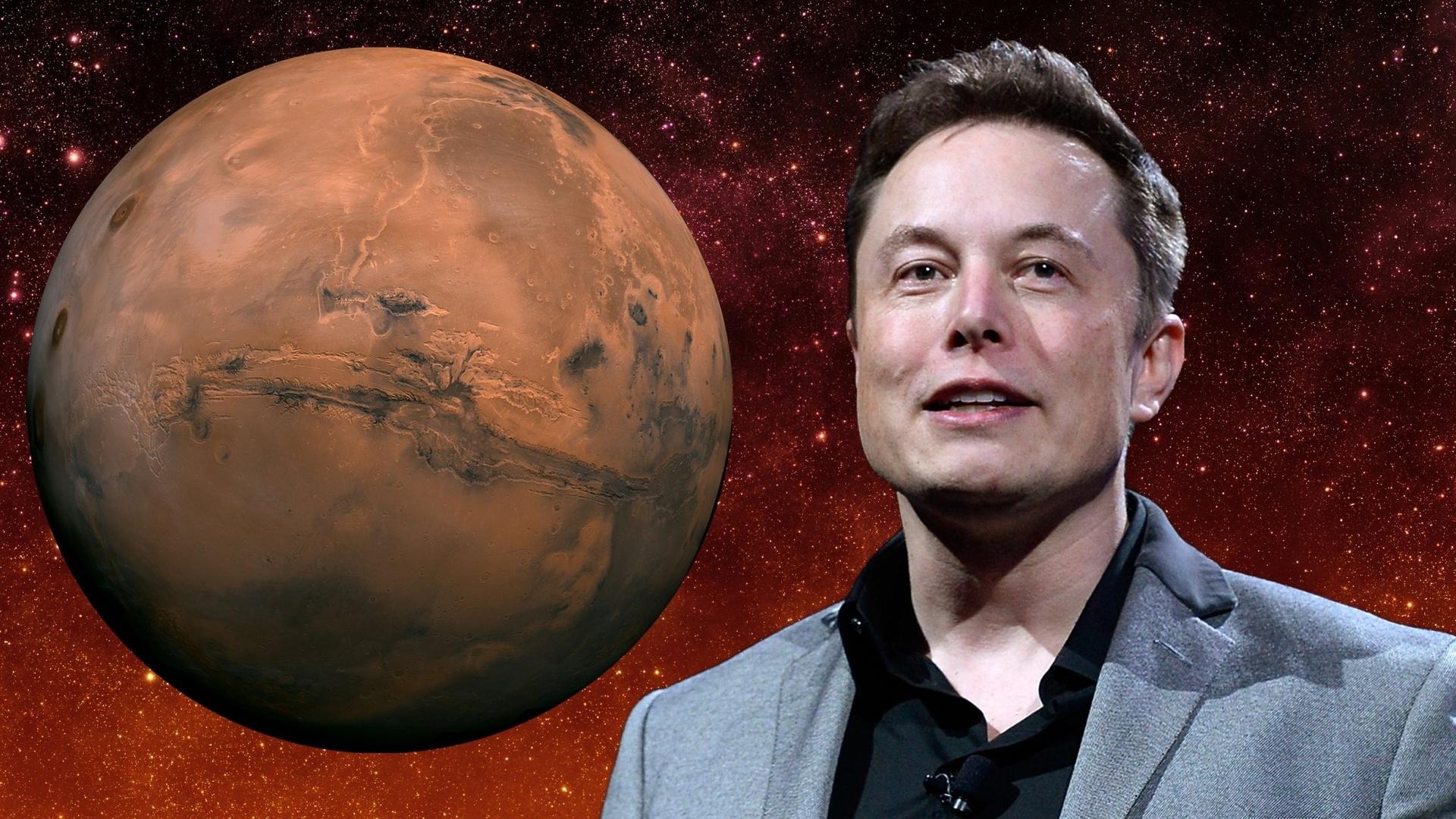 Маск определился сточной датой первого запуска сверхтяжелой ракеты