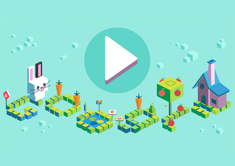 Язык программирования «Лого»: как Google обозначил годовщину