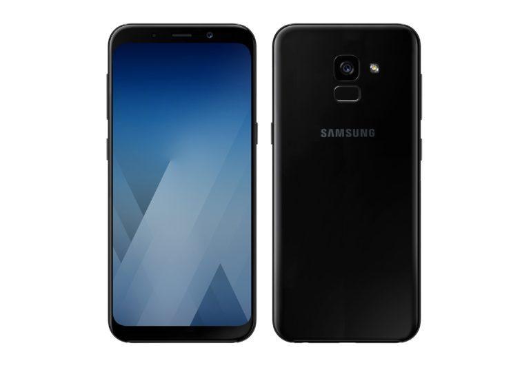 """В сети появились """"живые"""" фотографии смартфона Samsung Galaxy A8+ (2018) с удлиненным экраном Infinity Display"""