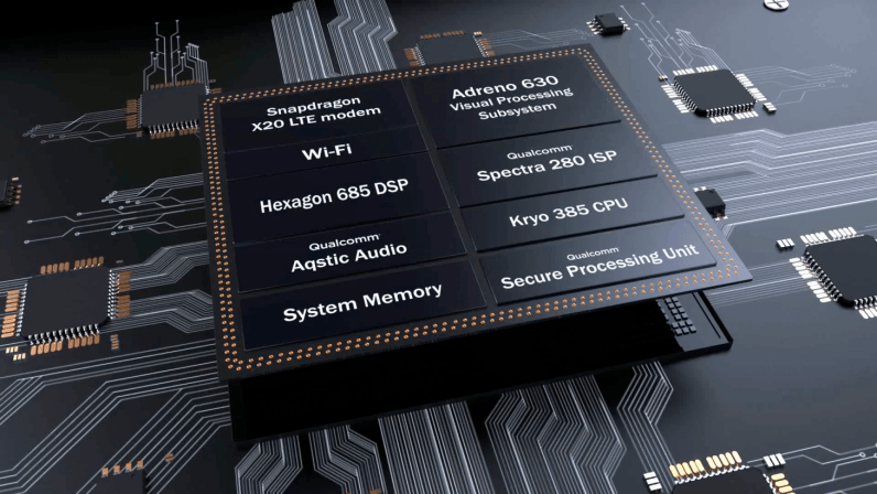 Qualcomm раскрыла подробности о платформе Snapdragon 845, которая на 30% энергоэффективнее и настолько же производительнее предшественницы