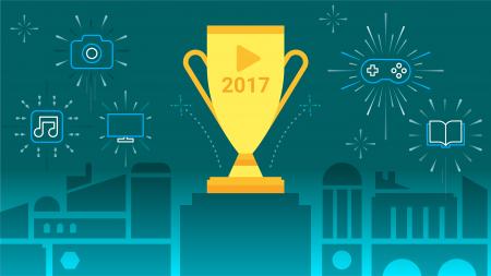 Google Play «Best of 2017»: рейтинг лучших приложений, игр, фильмов, сериалов, песен и книг в магазине контента для Android-смартфонов