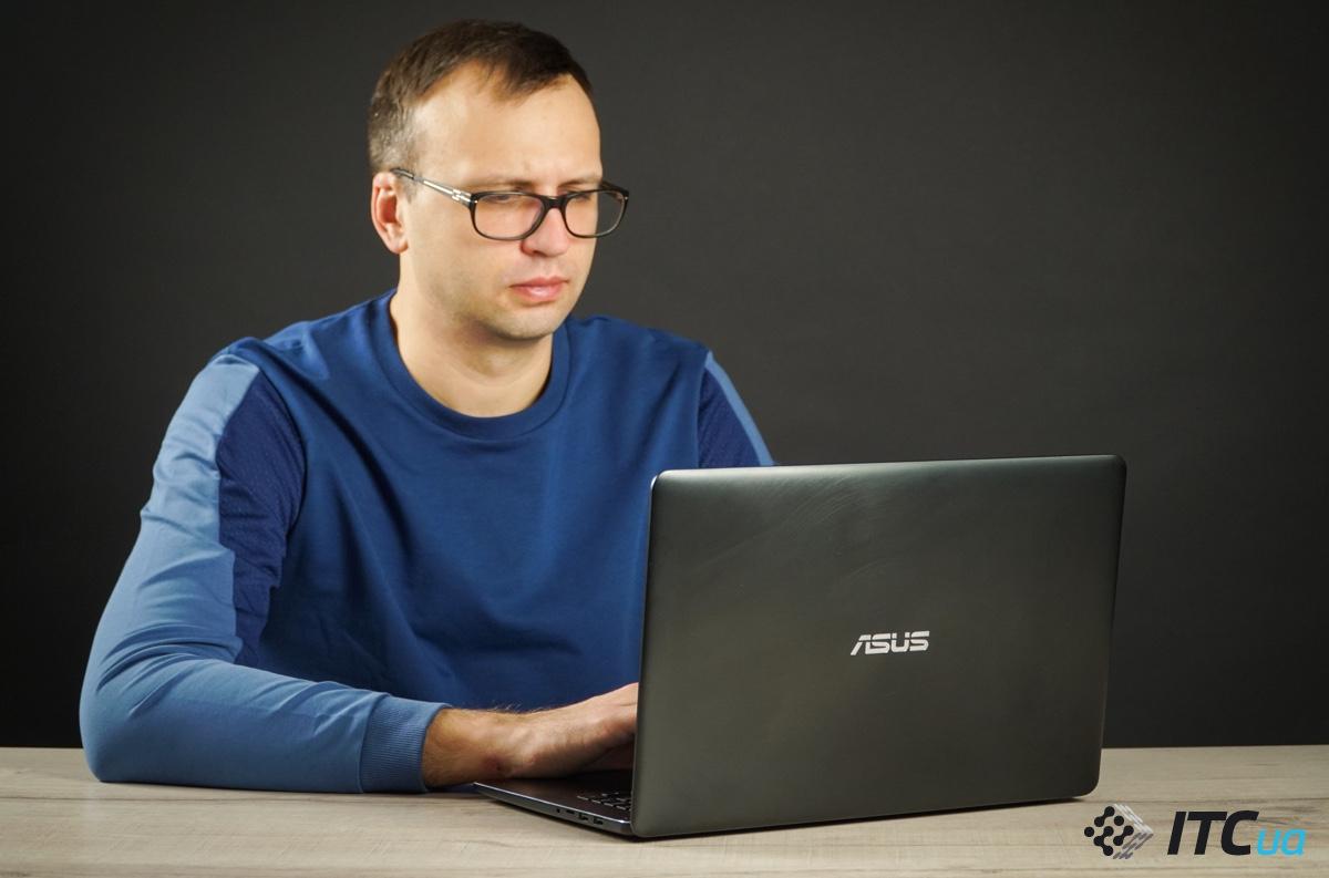 Опыт использования ASUS ZenBook Pro UX550