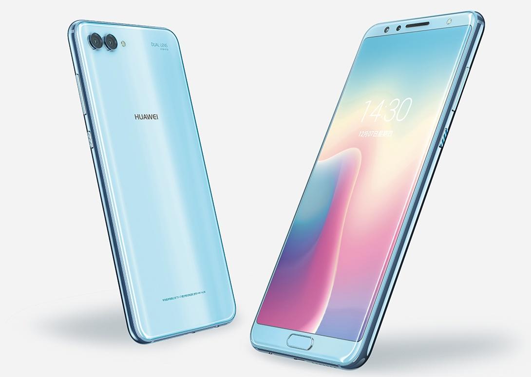 Анонсирован Huawei Nova 2s с 6-дюймовым экраном 18:9 процессором Kirin 960 и четырьмя камерами по цене от $410