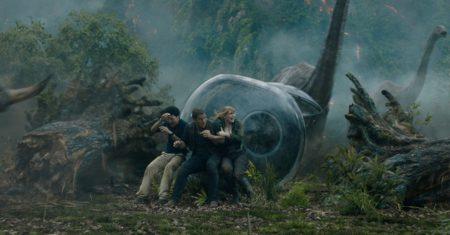 Universal опубликовал сразу два тизера фильма «Мир Юрского периода: Падшее царство» / Jurassic World: Fallen Kingdom и пообещал полноценный трейлер 7 декабря (обновлено)