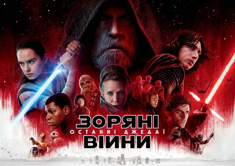 Новые Звездные войны показали отличный старт собрав за первый уикэнд впечатляющие $450 млн и став вторым самым кассовым фильмом после сед