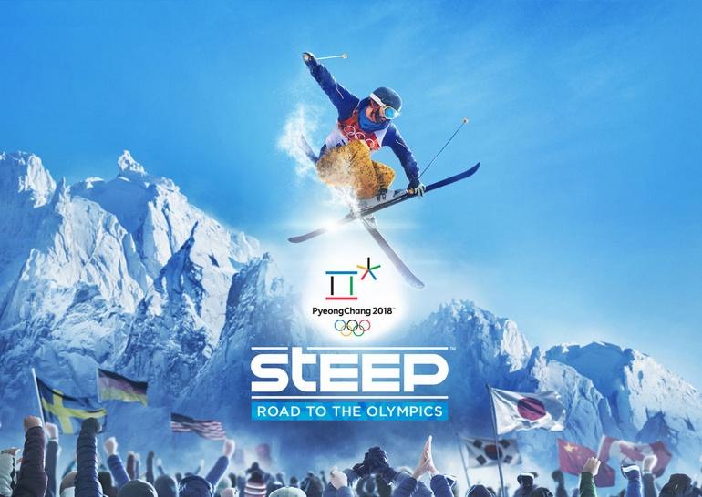 Steep: Road to the Olympics – олимпийские горы