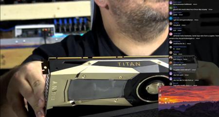 Производительность новой NVIDIA Titan V в майнинге криптовалют