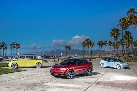 Volkswagen запатентовал имена еще для двух новых электромобилей I.D. Cruiser и I.D. Freeler