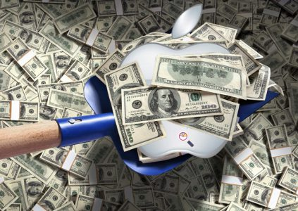 Apple получает более $150 прибыли с каждого проданного iPhone, но при этом её доля прибыли на рынке смартфонов сократилась до 60%