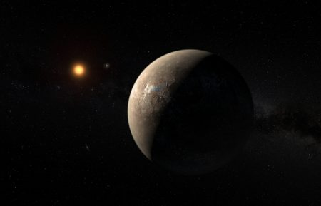 NASA собралось лететь к Альфа Центавра, но только в 2069 году
