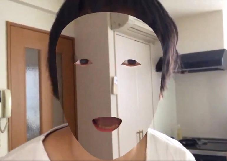 Разработчик сделал своё лицо невидимым при помощи iPhone X и Unity