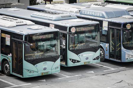 Китайский город Шэньчжэнь электрифицировал весь свой парк общественных автобусов – более 16 тыс. единиц