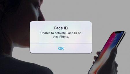 Обновление iOS 11.2 нарушило работу Face ID на некоторых смартфонах iPhone X