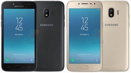 Опубликованы официальные изображения и полные характеристики бюджетного смартфона Samsung Galaxy J2 (2018)