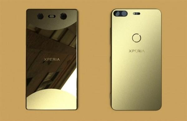 Изображения демонстрируют грядущие смартфоны Sony Xperia в новом полноэкранном дизайне