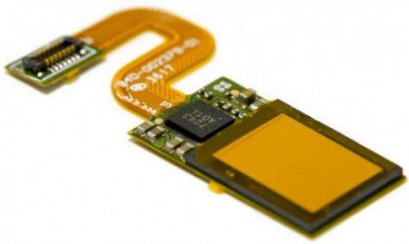Synaptics представила сканер отпечатков пальцев Clear ID, предназначенный для установки под поверхность экрана смартфонов