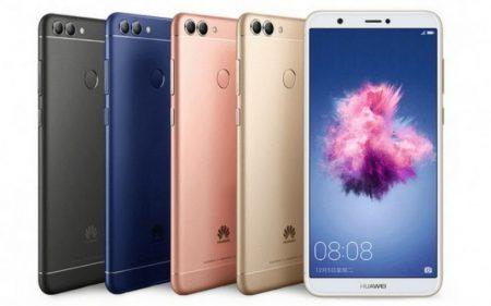 Представлен середнячок Huawei Enjoy 7S с экраном 18:9 и сдвоенной камерой за $225