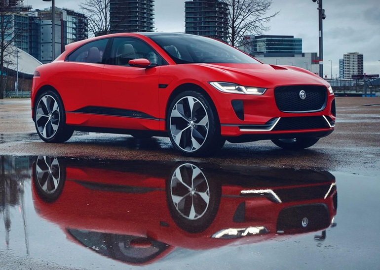 Jaguar i pace price