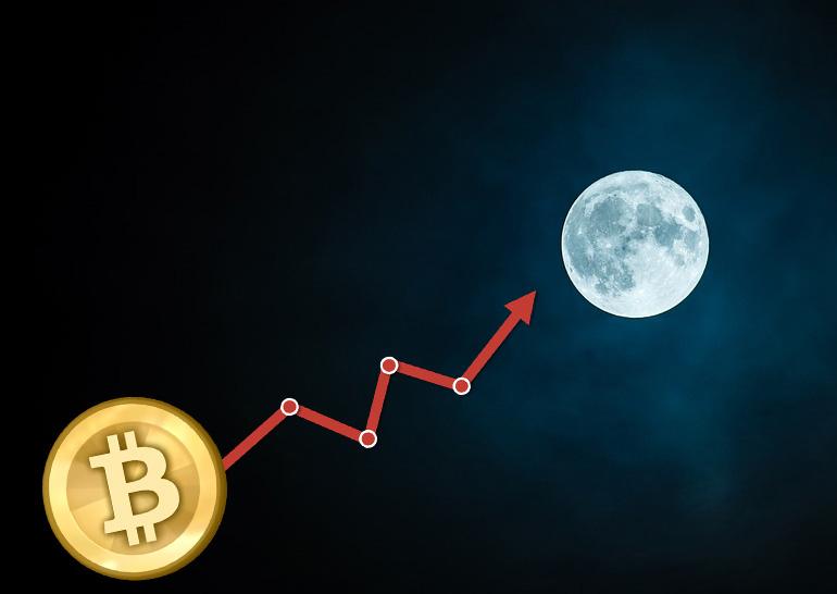 Курс Bitcoin обновил очередной рекорд— стоимость криптовалюты превысила $20 тыс.