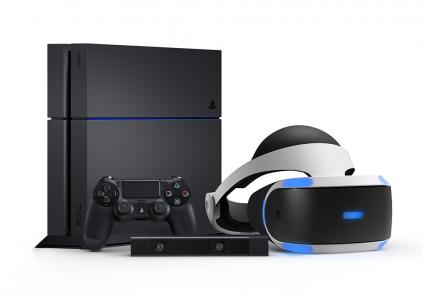 Sony уже продала 70 млн консолей PlayStation 4 и более 2 млн шлемов PlayStation VR