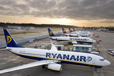 Владимир Омелян: Переговоры между Ryanair и аэропортом Борисполь вышли на финальную стадию, а уже завтра будет официально представлен украинский национальный лоукостер