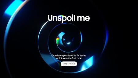 Гипнотический сервис Samsung Unspoil Me должен помогать забывать сериалы, но он, похоже, не работает