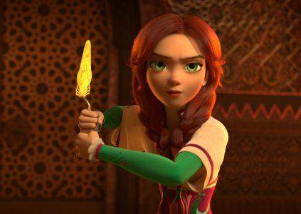 Опубликован первый трейлер украинского полнометражного мультфильма «Похищенная принцесса: Руслан и Людмила»