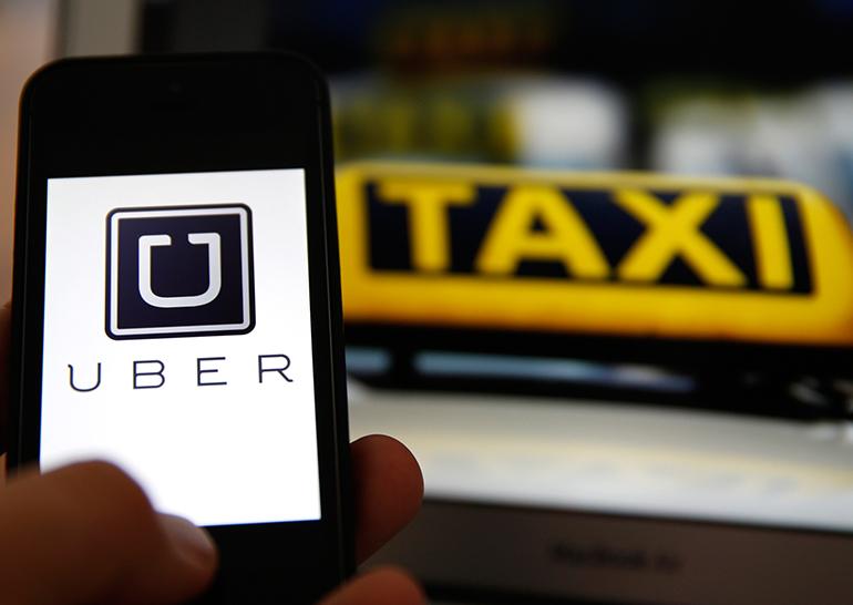 ВЕС Uber признали транспортной компанией
