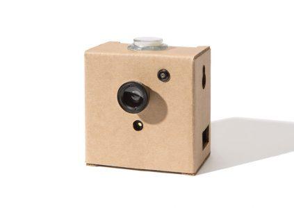 Google создала доступный набор компьютерного зрения AIY Vision Kit на базе Raspberry Pi