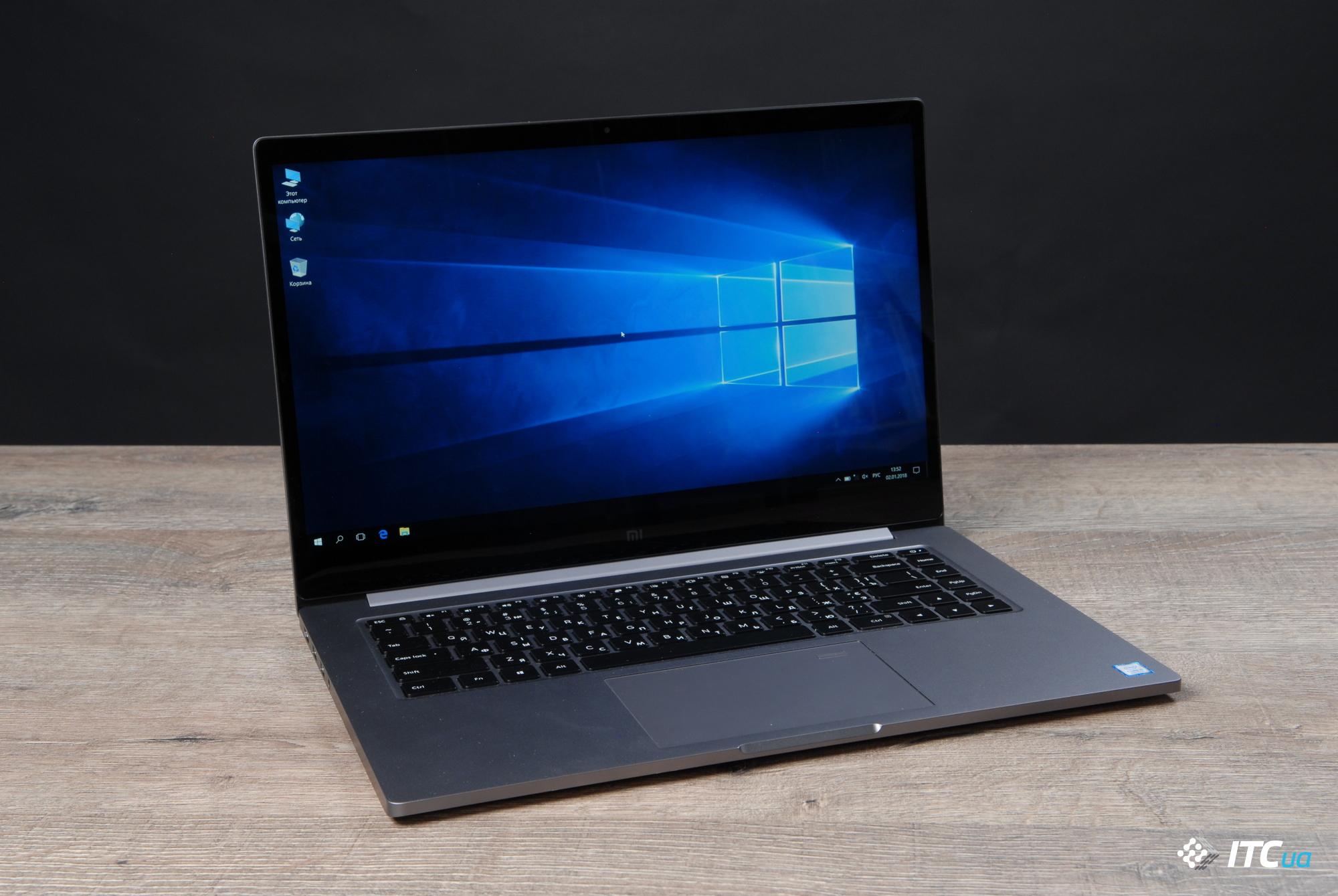 Obzor Noutbuka Xiaomi Mi Notebook Pro 15 6 Itc Ua