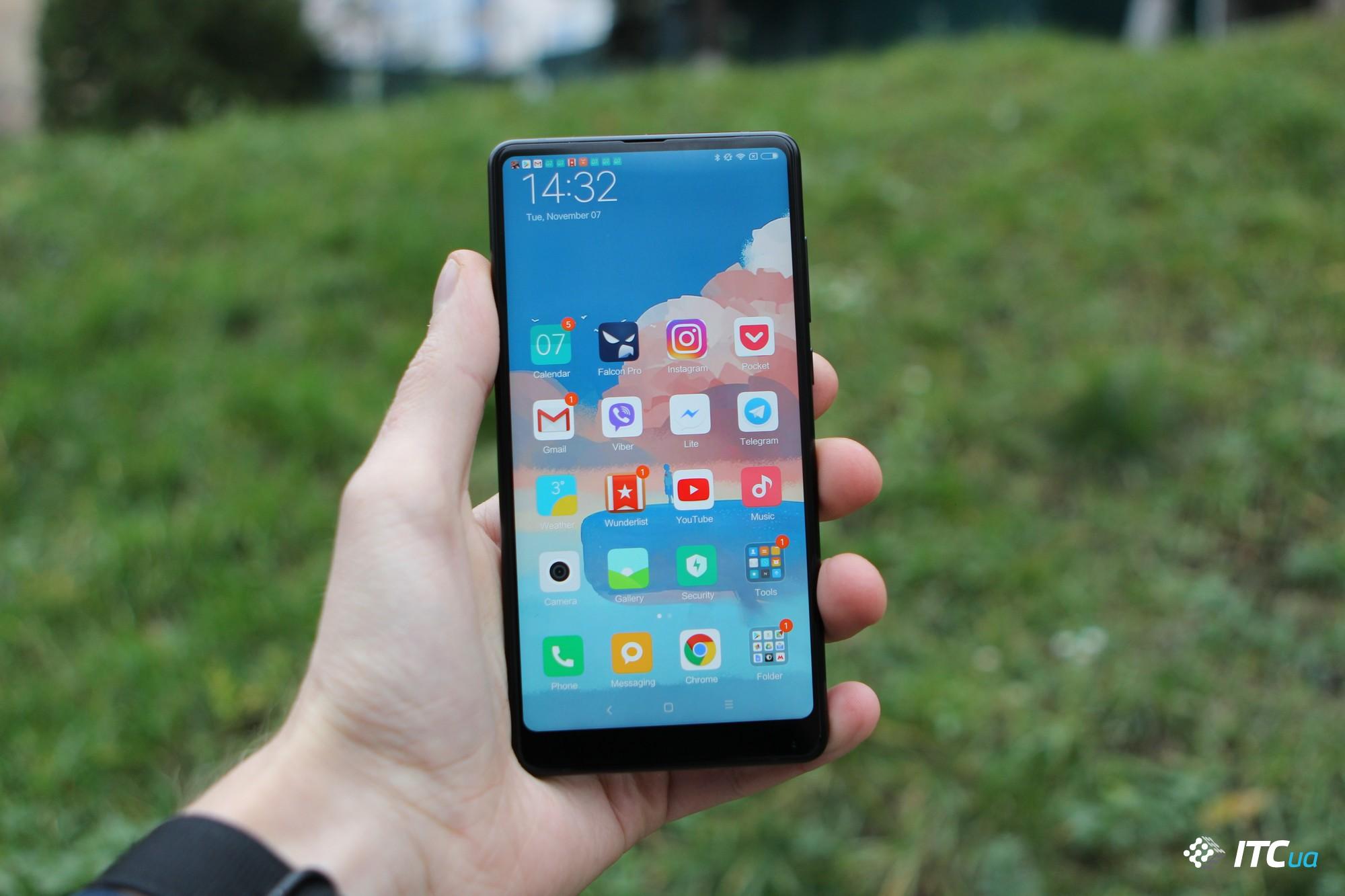 Xiaomi Mi Mix 2S может стать первым смартфоном с SoC Snapdragon 845