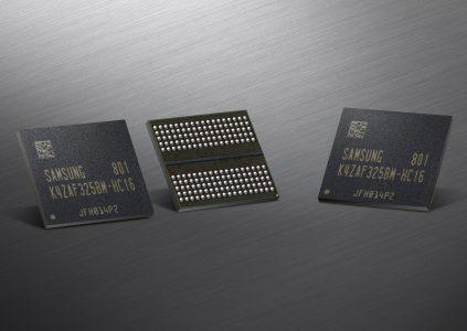 Samsung начал серийное производство первых в индустрии 2 ГБ модулей видеопамяти GDDR6 для видеокарт следующего поколения