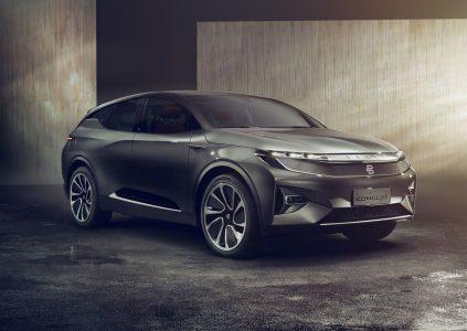 Китайская компания Byton показала концепт электрокроссовера с запасом хода от 400 км, продажи стартуют в 2019 по цене от $45 тыс. [CES 2018]