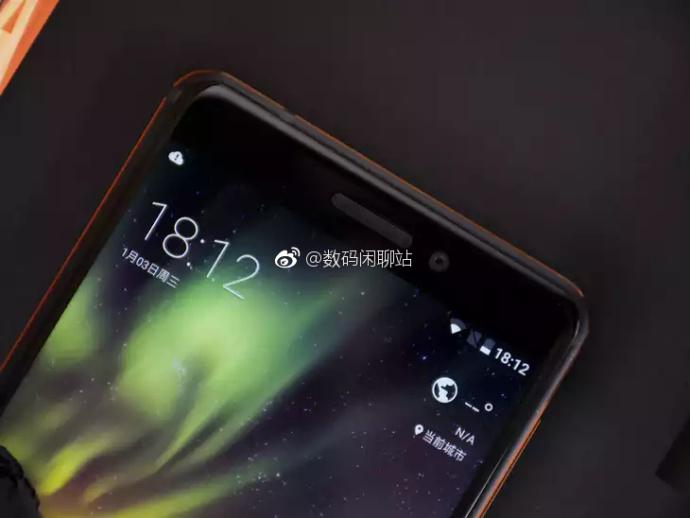 Накануне завтрашнего анонса появились реальные фотографии смартфона Nokia 6 (2018)