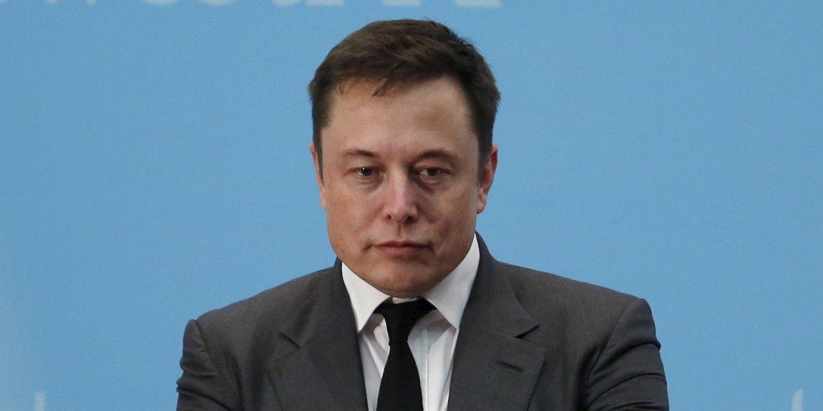 Илона Маска остался заработной платы всобственной компании