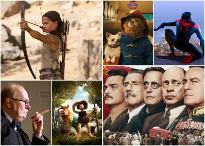 36 самых ожидаемых фильмов 2018 года