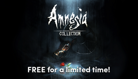 На Humble Bundle бесплатно раздают набор хорроров Amnesia Collection