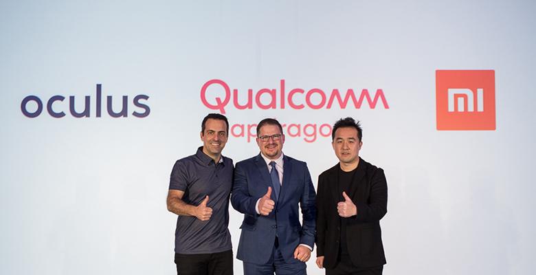 Xiaomi иOculus совместно представили шлемы Oculus GoиMiVR Standalone