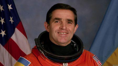 Пішов з життя український космонавт Леонід Каденюк