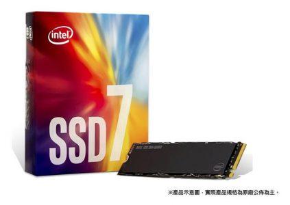 Скоростные характеристики SSD Intel 760p существенно отличаются в моделях разной ёмкости